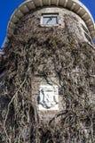 Σπίτι φέουδων Lebioles σε Creppe, SPA, Βέλγιο στοκ φωτογραφίες με δικαίωμα ελεύθερης χρήσης