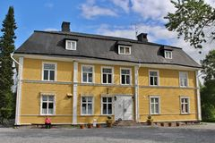 Σπίτι φέουδων Melderstein στοκ φωτογραφία