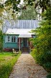 Σπίτι φθινοπώρου Στοκ Εικόνα