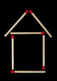 Ασφάλεια πυρκαγιάς για το σπίτι σας Στοκ φωτογραφία με δικαίωμα ελεύθερης χρήσης