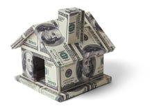 Σπίτι χρημάτων στοκ εικόνα με δικαίωμα ελεύθερης χρήσης