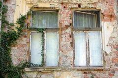 Σπίτι ως πολεμική συνέπεια σε Lipik, Κροατία στοκ φωτογραφίες με δικαίωμα ελεύθερης χρήσης