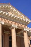 σπίτι 2 δικαστηρίων στοκ εικόνα με δικαίωμα ελεύθερης χρήσης