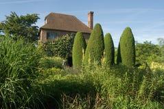 σπίτι 2 κήπων sissinghurst Στοκ Φωτογραφία