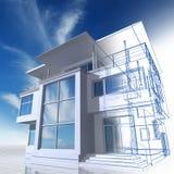 Σπίτι. διανυσματική απεικόνιση