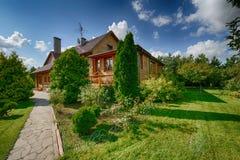 Σπίτι Στοκ Φωτογραφίες