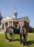 Σπίτι Appomattox Βιρτζίνια Επαρχιακού Δικαστηρίου Στοκ εικόνες με δικαίωμα ελεύθερης χρήσης