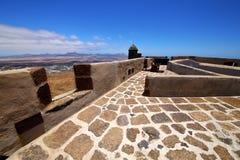 Σπίτι arrecife Lanzarote Ισπανία ο παλαιός Στοκ Φωτογραφία