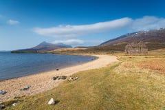 Σπίτι Calda στη Σκωτία Στοκ Φωτογραφίες
