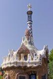 Σπίτι Gaudi Στοκ φωτογραφία με δικαίωμα ελεύθερης χρήσης
