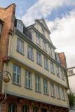 Σπίτι Goethe Στοκ φωτογραφίες με δικαίωμα ελεύθερης χρήσης