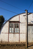 Σπίτι Grunge Στοκ Φωτογραφία