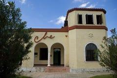 Σπίτι Guevaras Che, Αβάνα, Κούβα Στοκ Εικόνα