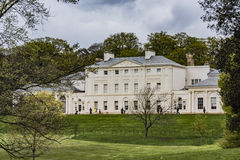 Σπίτι Kenwood Ρείκι Λονδίνο Hampstead Στοκ Εικόνα