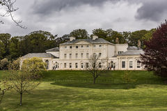 Σπίτι Kenwood Ρείκι Λονδίνο Hampstead Στοκ Εικόνες