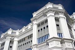 σπίτι malacca παλαιό στοκ εικόνα