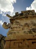 Σπίτι maya Στοκ εικόνα με δικαίωμα ελεύθερης χρήσης