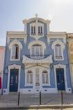 Σπίτι Nouveau τέχνης στο Αβέιρο, Πορτογαλία Στοκ φωτογραφία με δικαίωμα ελεύθερης χρήσης