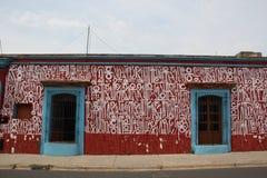 Σπίτι Oaxaca Στοκ φωτογραφίες με δικαίωμα ελεύθερης χρήσης