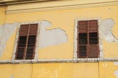 Σπίτι OD της Βουδαπέστης στην Ουγγαρία Στοκ εικόνες με δικαίωμα ελεύθερης χρήσης
