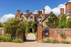 Σπίτι Packwood, Warwickshire, Αγγλία στοκ εικόνες