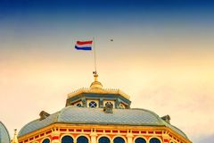 Σπίτι SPA στο Scheveningen, Κάτω Χώρες Στοκ εικόνες με δικαίωμα ελεύθερης χρήσης