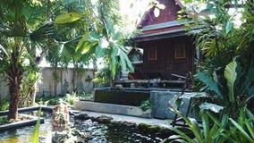 Σπίτι Thai†‹ Στοκ φωτογραφία με δικαίωμα ελεύθερης χρήσης