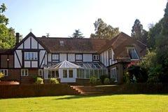 Σπίτι Tudor στοκ εικόνες