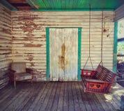 Σπίτι Utila Στοκ Φωτογραφίες