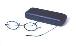 σπασμένα γυαλιά Στοκ Φωτογραφίες
