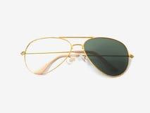 Σπασμένα γυαλιά ηλίου σκουριάς Στοκ εικόνες με δικαίωμα ελεύθερης χρήσης