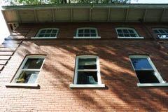 σπασμένα Windows Στοκ Φωτογραφίες