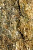 Σπασμένη ορυκτή επιφάνεια Στοκ Εικόνες