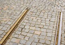 σπασμένη διαδρομή Στοκ φωτογραφία με δικαίωμα ελεύθερης χρήσης