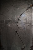 Σπασμένος καθρέφτης Στοκ Εικόνες