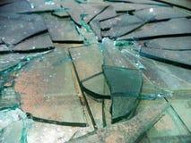 σπασμένος καθρέφτης στοκ φωτογραφίες με δικαίωμα ελεύθερης χρήσης