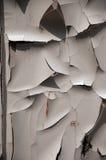 σπασμένος τοίχος Στοκ φωτογραφίες με δικαίωμα ελεύθερης χρήσης