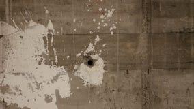 σπασμένος τοίχος Στοκ φωτογραφία με δικαίωμα ελεύθερης χρήσης