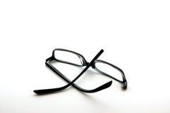 σπασμένος eyewear Στοκ φωτογραφίες με δικαίωμα ελεύθερης χρήσης