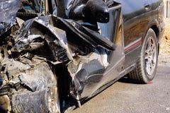 σπασμένο αυτοκίνητο Στοκ φωτογραφία με δικαίωμα ελεύθερης χρήσης