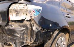 σπασμένο αυτοκίνητο Στοκ Φωτογραφίες
