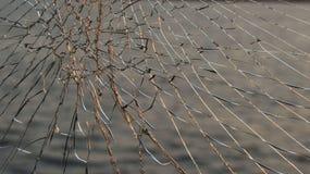 σπασμένο γυαλί στοκ φωτογραφίες με δικαίωμα ελεύθερης χρήσης