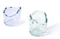 Σπασμένο γυαλί Στοκ Εικόνα