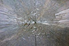 σπασμένο γυαλί Στοκ Εικόνες
