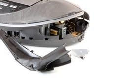 σπασμένο μηχάνημα αναπαραγ&o Στοκ φωτογραφία με δικαίωμα ελεύθερης χρήσης