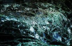σπασμένο παράθυρο στοκ εικόνα