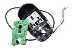 σπασμένο ποντίκι υπολογιστών στοκ εικόνες