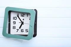 σπασμένο ρολόι στοκ φωτογραφία με δικαίωμα ελεύθερης χρήσης