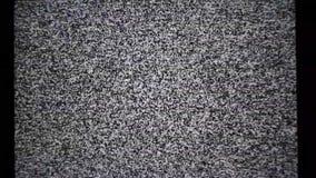 Σπασμένο υπόβαθρο χεριών ατόμων TV hd απόθεμα βίντεο