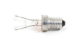 σπασμένο φως βολβών Στοκ Εικόνα